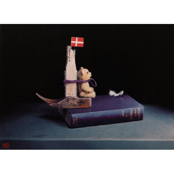 Silent odyssey af Niels Erik Skovballe